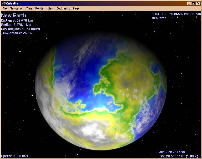libnoise: Tutorial 8: Creating spherical planetary terrain