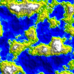 Libnoise Tutorial Building And Rendering A Terrain Height Map - World heightmap